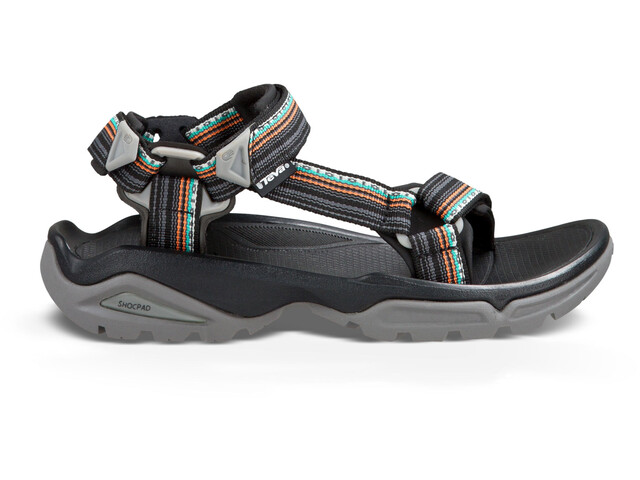 f27ce53246058 Teva W s Terra FI 4 Sandals La Manta Black - addnature.com